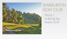 Warburton Golf Club